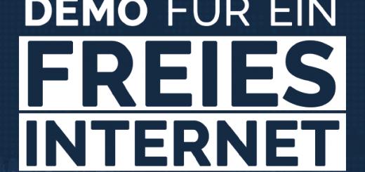 Demoaufruf freies internet